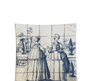 <p>Adaptation<br /> Faience<br /> Lisbon, c. 1720-1745</p>