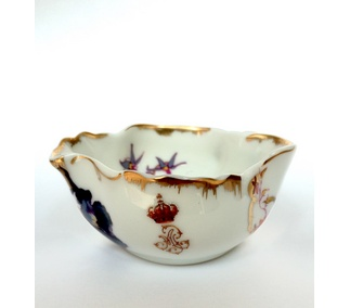 <p>Replica<br />Porcelain<br />Havilland &amp; Cª, Limoges, France<br />19th century</p>