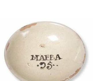 <p>Replica<br />Faience<br />2nd quarter of the 18th century</p>