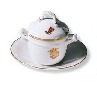 <p>Replica<br />Porcelain<br />Late 19th century</p>