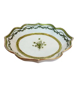 <p>Replica<br />Porcelain<br /> <em>Qing</em> dynasty, <em>Qianlong</em> period, c.1795</p>