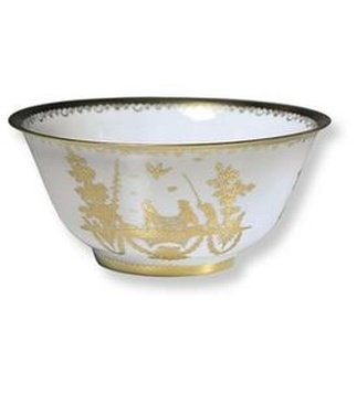 <p>Replica<br />Porcelain<br />Meissen, Germany<br />1715-1720</p>