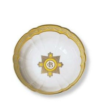 <p>Replica<br />Porcelain<br />England<br />1st half of the 19th cerntury</p>